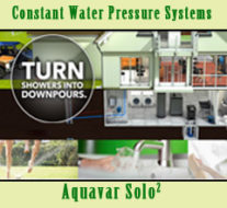 Constant Water Pressure Systems